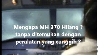 Download Video Misteri Tanda Tuhan Dibalik Hilangnya Pesawat  MH 370 MP3 3GP MP4