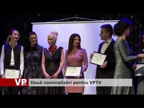 Două nominalizări pentru VPTV