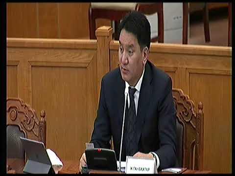 Ж.Ганбаатар: НӨАТ-ыг чөлөөлөх асуудал жижиг ААН-д давхар дарамт болж очиж байгаа