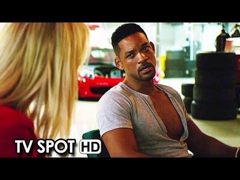 Focus TV SPOT (2015) - Will Smith, Margot Robbie HD