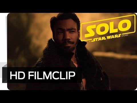 SOLO: A Star Wars Story - Filmclip: Han trifft Lando   Star Wars DE