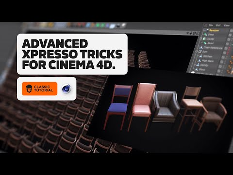 3 Advanced Xpresso Techniques In Cinema 4D