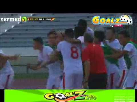Gabon [ 0 - 2 ] Tunisie All Goals & Highlights 16.04.2013