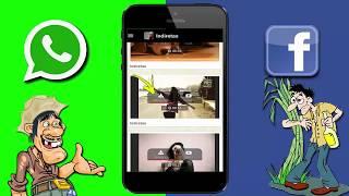 Compartilhem os vídeos mais engraçados para Whatsapp e Facebook, esse é o melhor aplicativo do gênero para Celular Android★Inscrevam-se no Canal: http://goo.gl/9j10kOSiga o Canal nas redes Sociais! ★Facebook:  https://goo.gl/oKyCQj★Instagram: https://goo.gl/j9040B--------------------------------( download bloqueado )Livre apenas para inscritos no Canal, inscreva-se para ter acesso.★Inscrevam-se no Canal: http://goo.gl/9j10kOBaixar APP Whatsapp:  http://zip.net/bctL3l---------------------------------★( Playlist do Canal ) ★* Novos Vídeos do canal: https://goo.gl/mOGPco* TV a Cabo de Graça : https://goo.gl/OksxI9* Internet de Graça: https://goo.gl/TxiVst* Filmes/Séries : https://goo.gl/Xe3bzb* Desenhos Animes: https://goo.gl/AGZa64* Personalização: https://goo.gl/guLQ2N* Jogos para Android: https://goo.gl/rYh21y* Truques Redes Sociais:  https://goo.gl/EhCKFP* Baixar Músicas: https://goo.gl/1atu6k* Tutoriais para Android: https://goo.gl/TUf4YC* Proteja seu Celular:  https://goo.gl/3nWnWC* Dicas Android: https://goo.gl/r2hPRq* Tutoriais para Windows : https://goo.gl/94EjhU