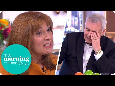 Eamonn Despairs At The Suggestion That You Shouldn't Trust A Female Pilot | This Morning