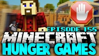 "Minecraft Hunger Games: ""STOP!!!"" - Ep 156"