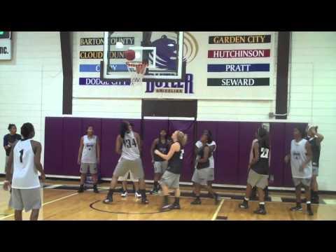 Womens PreSeason Basketball