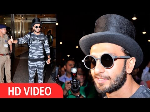 Ranveer Singh Back Befikre Shoot