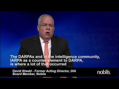 Former Acting Director of DIA, David Shedd Discusses How Innovation Improves R & D