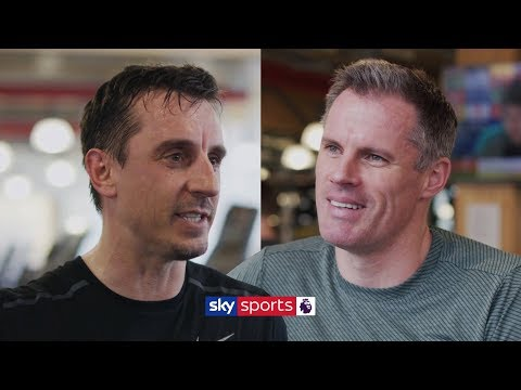 How Is Gary Neville Coping With Liverpool & Man City Battling For The Premier League Title?