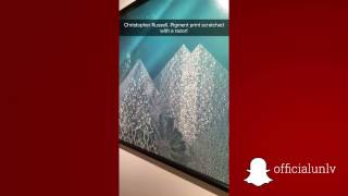 Barrick 50th Anniversary Exhibit Snapchat Tour