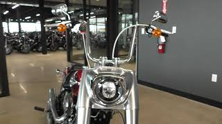 9. 048318   2018 Harley Davidson Softail Fat Boy  FLFBS