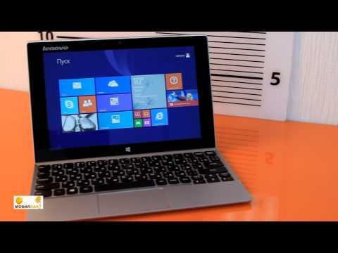 Обзор Lenovo Miix 2 10.1″: Планшет-трансформер под управлением Windows 8.1