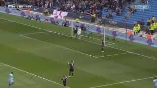 James Collins´ Eigentor gegen Manchester City