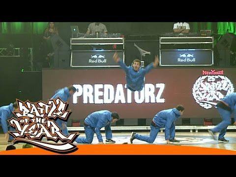 Россия - чемпион мира по брейк-дансу
