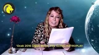 Oğlak burcu Ocak 2016 da neler yaşayacak? Filiz Özkol astroplaytv için özel bir video hazırladı. 2016 yılı aşk astrolojisihttps://www.youtube.com/playlist?list=PLigcTkt96-F9vylD_MshBva8DvQI34iL-2016 yılı kariyer ve para astrolojisihttps://www.youtube.com/playlist?list=PLigcTkt96-F_NazjcA47FyayED6moSPkxOcak 2016 aylık astroloji tüm burçlar https://www.youtube.com/playlist?list=PLigcTkt96-F-0Z-VzZIGjU8shn0tIKdyXFiliz Özkol ile Burç YorumlarıÜcretsiz abone olmak için tıklayın! https://goo.gl/S1M0KD