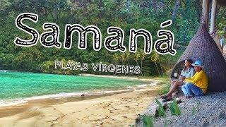 Dos playas vírgenes + Hotel Ecológico – El Valle, Samaná, Rep. Dominicana