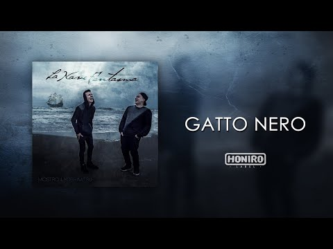 MOSTRO – 11 – GATTO NERO (LYRIC VIDEO)