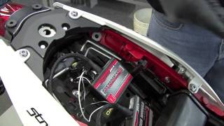 Ignition Module Install: 2013 Triumph Street Triple 675