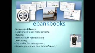 accounting ebankbooks YouTube video