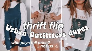 THRIFT FLIP 2   Urban Outfitters dupes