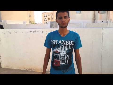 Ahmed kilani Hafi Ice Bucket Challenge Remake