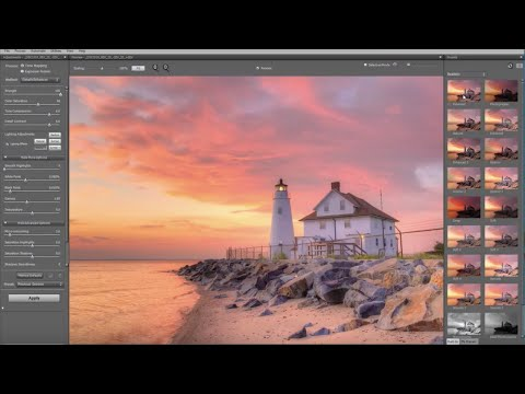 Tutorial Photomatix Pro 5.1 for Windows
