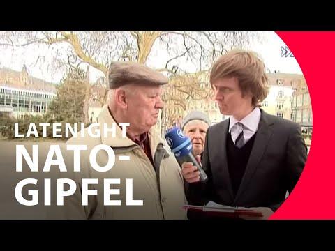 Пиерре M. Краасе - НАТО Гипфел