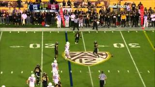 Nick Foles vs Arizona State 2011