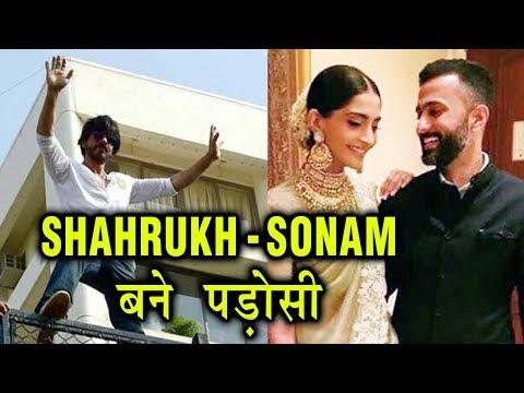 Sonam Kapoor's Wedding Venue Next To Shah Rukh Kha