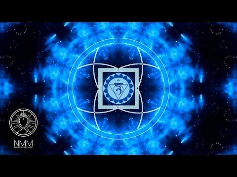 Sleep Meditation Music: Throat Chakra Meditation Balancing & Healing, Sleep Chakra Meditation Music (видео)
