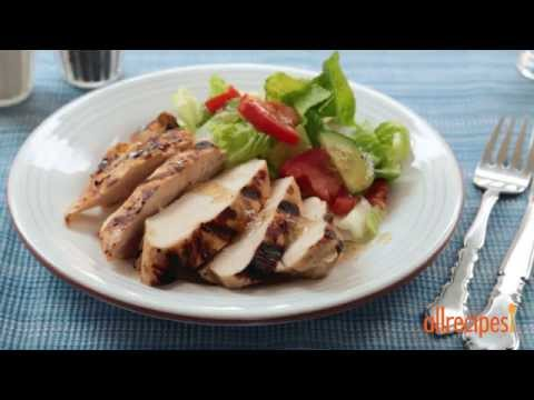Chicken Recipes – How to Make Marinated Grilled Chicken