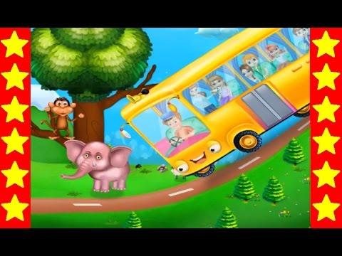 Мультик про экскурсию для детей. Развивающие детские мультфильмы про путешествия и природу. (видео)