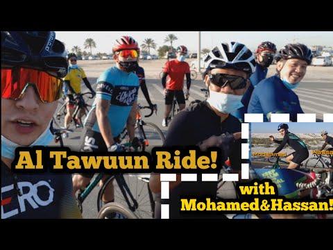 AL TAAWUN RIDE WITH THE BEAST!