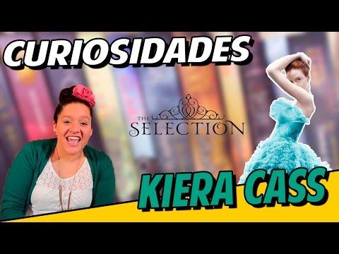 Livro Aberto |  Curiosidades sobre  Kiera Cass