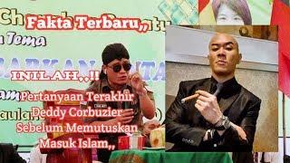 Video Pertanyaan Terakhir Deddy Corbuzier sebelum Memutuskan Masuk Islam || Gus Miftah MP3, 3GP, MP4, WEBM, AVI, FLV Juni 2019