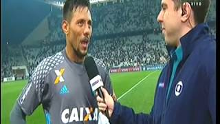 Corinthians 1 x 1 Flamengo * Pós Jogo