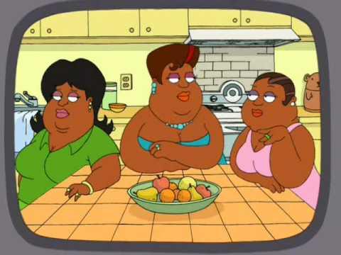 Family Guy - Mmhmm