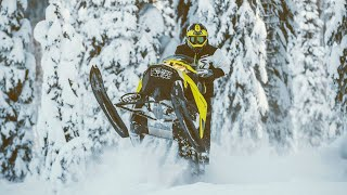 8. 2020 Ski-Doo Trail & Crossover