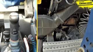 MAN Tgx kézi sebességváltó (manual transmission)