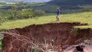 Marília: buraco faz aniversário na zona sul