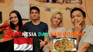 Video Reaction Orang Rusia tentang Indonesia dan Nasi Goreng MP3, 3GP, MP4, WEBM, AVI, FLV Februari 2019