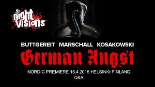 German Angst (2015) Nordic Premiere Q&A