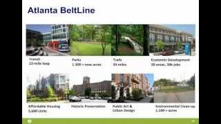 Livability In Transportation Webinar Series Part 2: Partnership, Design, Implementation&Funding