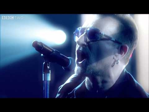 two - See more at http://www.bbc.co.uk/later U2 perform Volcano on Later... with Jools Holland, BBC Two (21 October 2014)