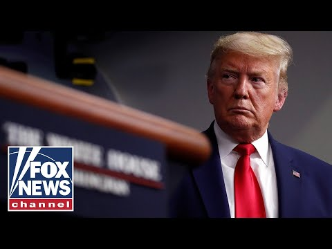 Trump,  Coronavirus Task Force hold press briefing at White House   4/22/20
