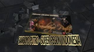 Video Samboyo Putro - Lagu Jaranan Super Pegon Indonesia SPI MP3, 3GP, MP4, WEBM, AVI, FLV Agustus 2018