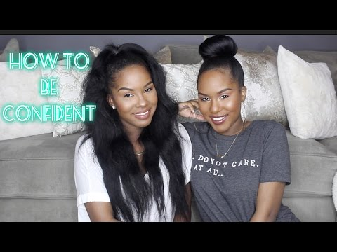 Twin Talk #3| Low Self Esteem & How To Be Confident