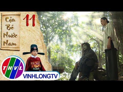 THVL | Cậu bé nước Nam - Tập 11[4]: Cóc quyết tâm cứu mẹ mình thoát khỏi tay tên yêu tinh - Thời lượng: 2 phút và 10 giây.