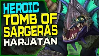 We take on the Murloc King himself Harjatan the giant murloc wave spamming boss himself in all his Heroic glory. Pretty much the second easiest boss battle within the raid.♥ Don't Forget to Subscribe - http://bit.ly/UIPH1l ♥► Facebook: https://www.facebook.com/lunaireclipse ◄► Twitter: https://twitter.com/lunaireclipse ◄- Popular Playlists -► Final Fantasy XIII - https://www.youtube.com/playlist?list=PLljx8ZoudoOmOjTh1mbtctLF-FONh6xws► Batman: Arkham Knight - https://www.youtube.com/playlist?list=PLljx8ZoudoOk5XkK8GyIC2LSA99uZ9I2X► Batman: Arkham City - https://www.youtube.com/playlist?list=PLljx8ZoudoOkxIvRELCFi0HAX15dtmNnU
